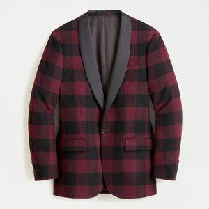 J.Crew Ludlow Slim-fit shawl-collar dinner jacket